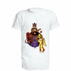 Подовжена футболка Five Nights At Freddy's