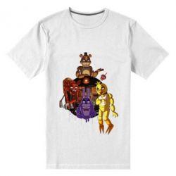 Чоловіча стрейчева футболка Five Nights At Freddy's