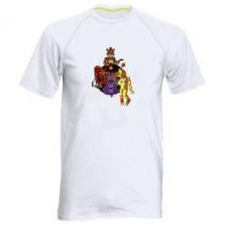Чоловіча спортивна футболка Five Nights At Freddy's