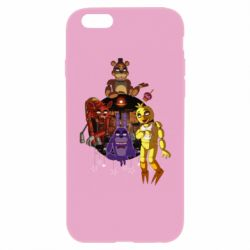 Чохол для iPhone 6 Plus/6S Plus Five Nights At Freddy's