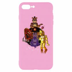 Чохол для iPhone 7 Plus Five Nights At Freddy's