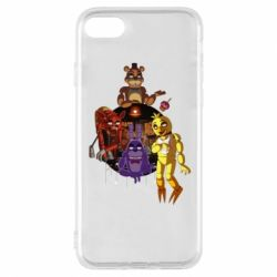 Чохол для iPhone 8 Five Nights At Freddy's