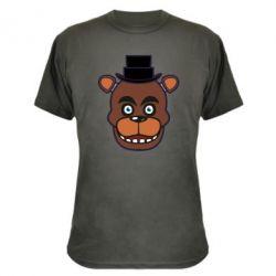 Камуфляжна футболка Five Nights at Freddy's