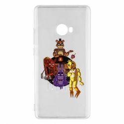 Чохол для Xiaomi Mi Note 2 Five Nights At Freddy's