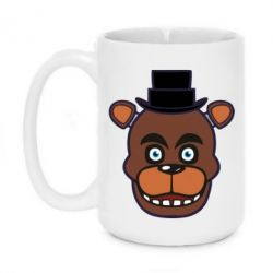 Кружка 420ml Five Nights at Freddy's