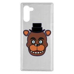 Чехол для Samsung Note 10 Five Nights at Freddy's