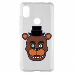 Чехол для Xiaomi Redmi S2 Five Nights at Freddy's
