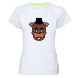 Жіноча спортивна футболка Five Nights at Freddy's