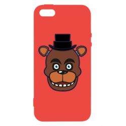 Чехол для iPhone5/5S/SE Five Nights at Freddy's
