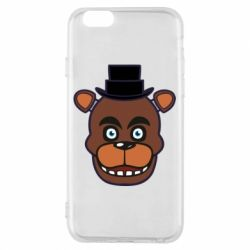 Чехол для iPhone 6/6S Five Nights at Freddy's
