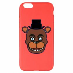 Чехол для iPhone 6 Plus/6S Plus Five Nights at Freddy's