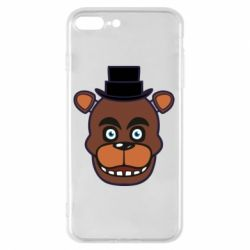 Чехол для iPhone 7 Plus Five Nights at Freddy's