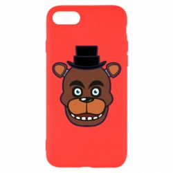 Чехол для iPhone 8 Five Nights at Freddy's