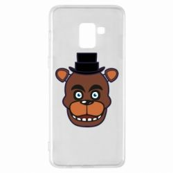 Чехол для Samsung A8+ 2018 Five Nights at Freddy's
