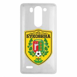 Чехол для LG G3 mini/G3s ФК Буковина Черновцы - FatLine