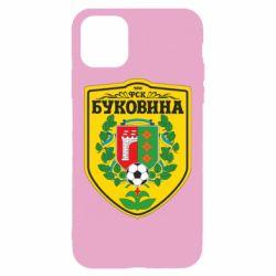Чехол для iPhone 11 ФК Буковина Черновцы