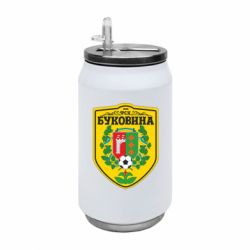 Термобанка 350ml ФК Буковина Черновцы