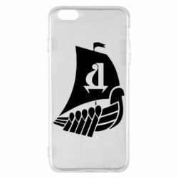 Чохол для iPhone 6 Plus/6S Plus ФК Дніпро