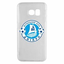 Чохол для Samsung S6 EDGE ФК Дніпро