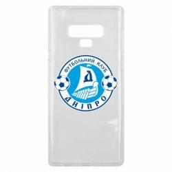 Чохол для Samsung Note 9 ФК Дніпро