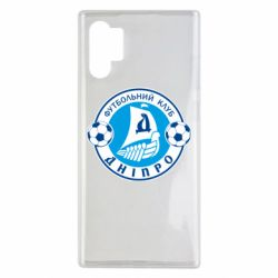 Чохол для Samsung Note 10 Plus ФК Дніпро