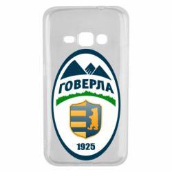 Чехол для Samsung J1 2016 ФК Говерла Ужгород - FatLine