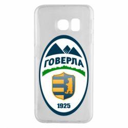 Чехол для Samsung S6 EDGE ФК Говерла Ужгород - FatLine
