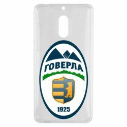 Чехол для Nokia 6 ФК Говерла Ужгород - FatLine
