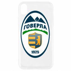 Чехол для iPhone XR ФК Говерла Ужгород