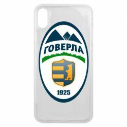 Чехол для iPhone Xs Max ФК Говерла Ужгород - FatLine