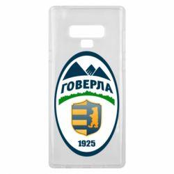Чехол для Samsung Note 9 ФК Говерла Ужгород