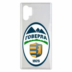 Чехол для Samsung Note 10 Plus ФК Говерла Ужгород