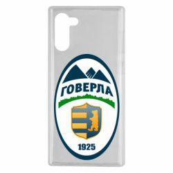 Чехол для Samsung Note 10 ФК Говерла Ужгород