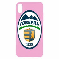 Чехол для iPhone X/Xs ФК Говерла Ужгород