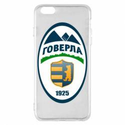 Чехол для iPhone 6 Plus/6S Plus ФК Говерла Ужгород