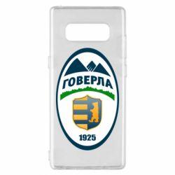 Чехол для Samsung Note 8 ФК Говерла Ужгород - FatLine