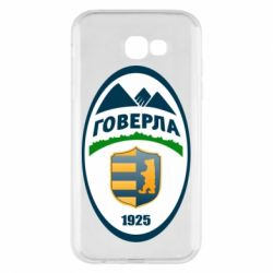Чехол для Samsung A7 2017 ФК Говерла Ужгород
