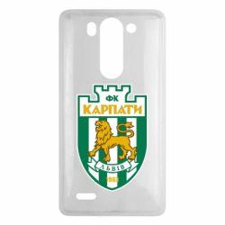 Чехол для LG G3 mini/G3s ФК Карпаты Львов - FatLine