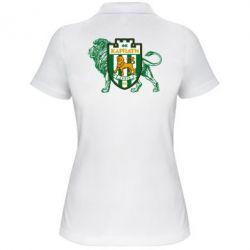 Женская футболка поло ФК Карпаты Львов