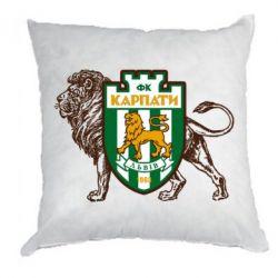 Подушка ФК Карпаты Львов