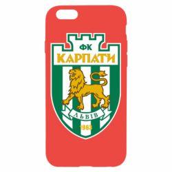 Чехол для iPhone 6/6S ФК Карпаты Львов - FatLine