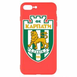 Чехол для iPhone 7 Plus ФК Карпаты Львов - FatLine