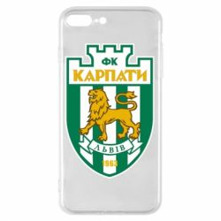 Чехол для iPhone 8 Plus ФК Карпаты Львов - FatLine