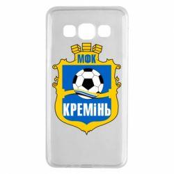 Чехол для Samsung A3 2015 ФК Кремень Кременчуг - FatLine