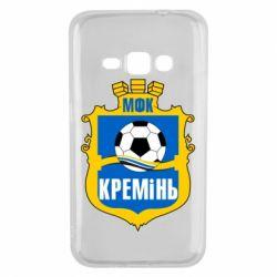 Чехол для Samsung J1 2016 ФК Кремень Кременчуг - FatLine
