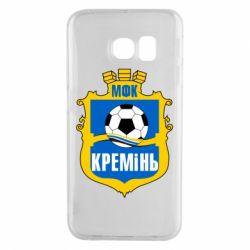 Чехол для Samsung S6 EDGE ФК Кремень Кременчуг - FatLine