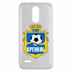 Чехол для LG K7 2017 ФК Кремень Кременчуг - FatLine