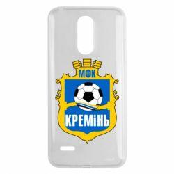 Чехол для LG K8 2017 ФК Кремень Кременчуг - FatLine