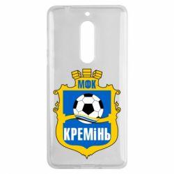 Чехол для Nokia 5 ФК Кремень Кременчуг - FatLine