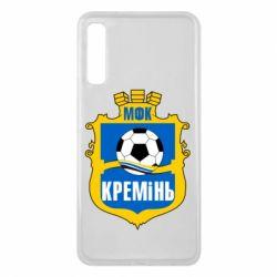 Чехол для Samsung A7 2018 ФК Кремень Кременчуг - FatLine
